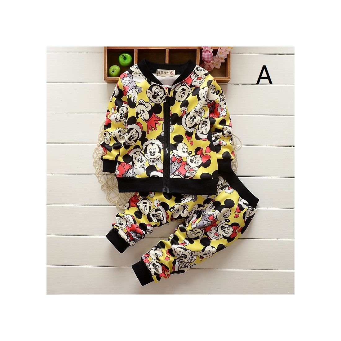 417849ce0eb7 Dárky od Nikolky - Dětské oblečení - skladem - Minnie Mouse ...